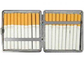 Für Zigaretten